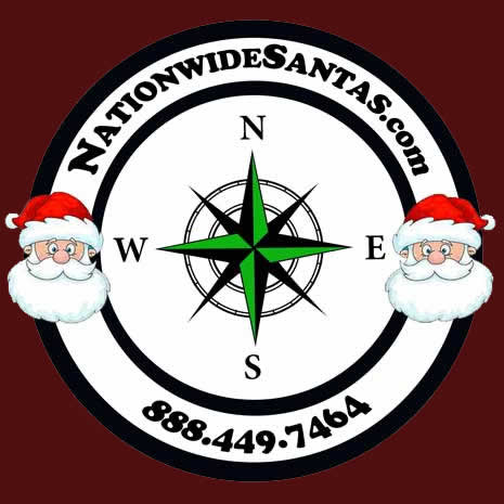 Nationwide Santas